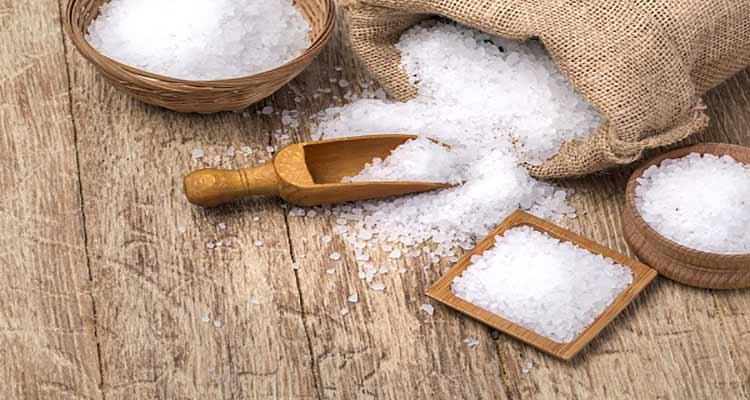 نمک طبیعی