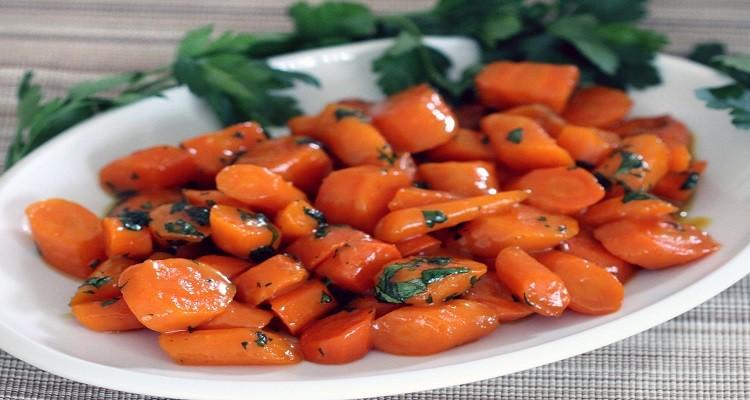 دستور پخت خوراک هویج