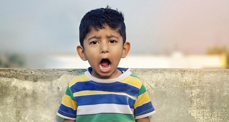 درمان سنتی شوری دهان
