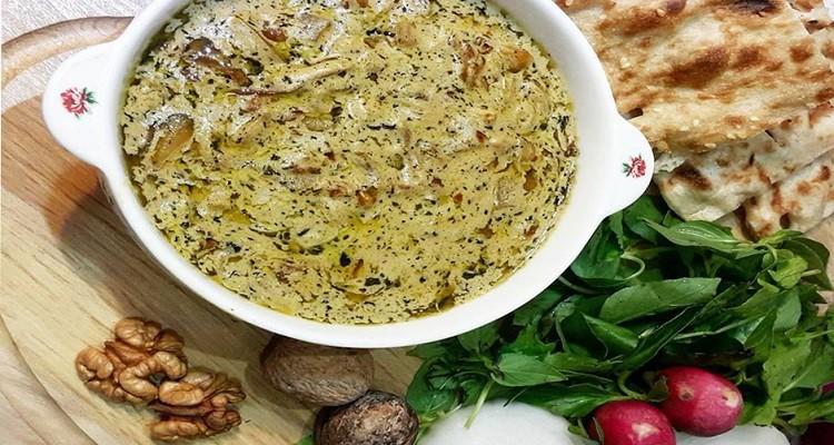 دستور پخت غذای سنتی کله جوش