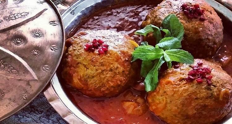 دستور پخت غذای سنتی کوفته