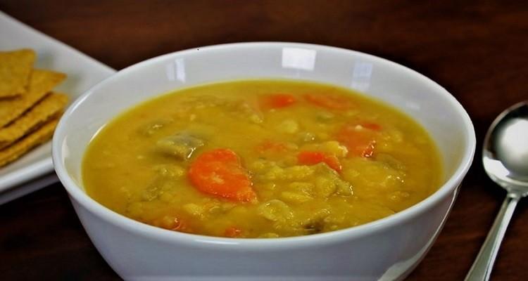 دستور پخت سوپ لپه