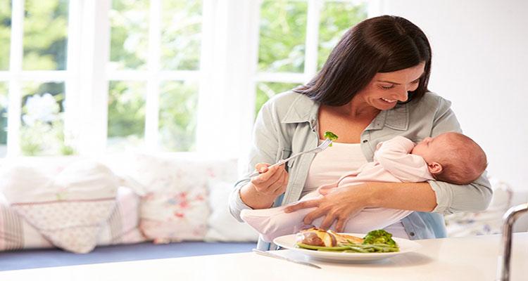 تقویت مادران در دوران بعد از زایمان و در دوران شیردهی