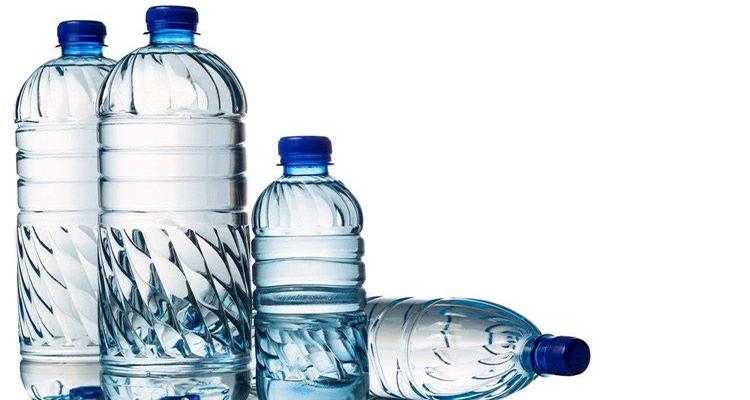 حقایق ناگفته در مورد بطری آب معدنی