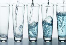 میزان روزانه نوشیدن آب و سایر مایعات