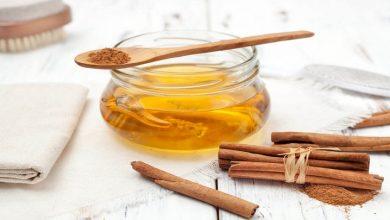 عسل دارچین