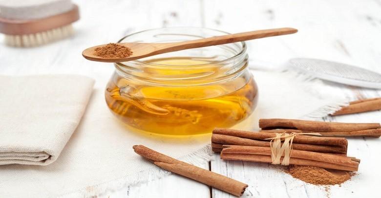 عسل و دارچین برای خوش اندامی