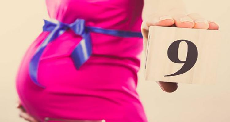 تدابیر ماه نهم بارداری در طب سنتی