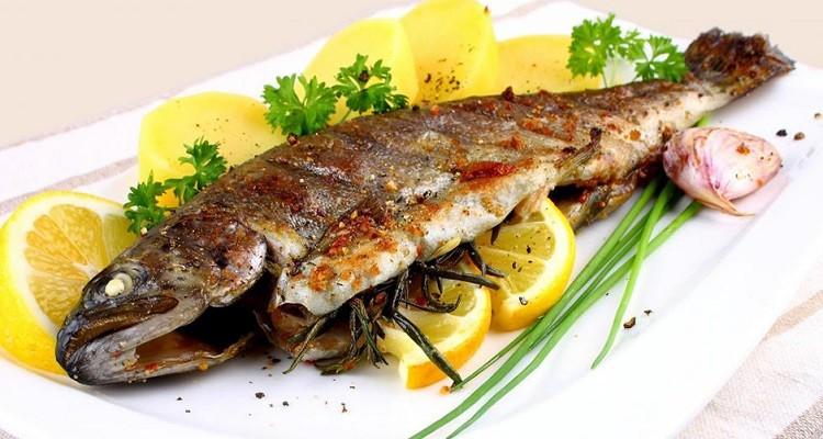 دستور پخت ماهی شکم پر