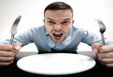 بخور نخورهای افراد عصبی