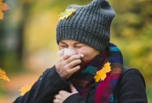 پیشگیری از سرماخوردگی پاییزی
