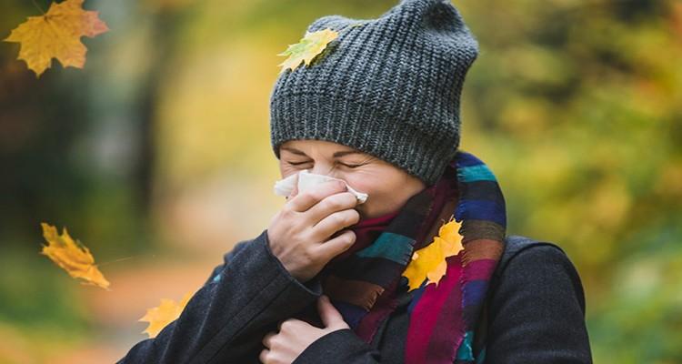 ضربه فنی سرماخوردگی های پاییزی
