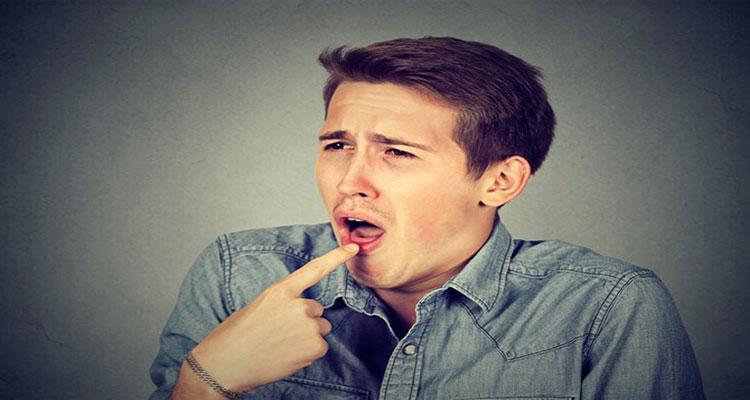 رفع تلخی دهان در طب سنتی