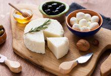 پنیر وعده غذایی شب
