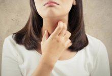 خارش گلو ناشی از حساسیت