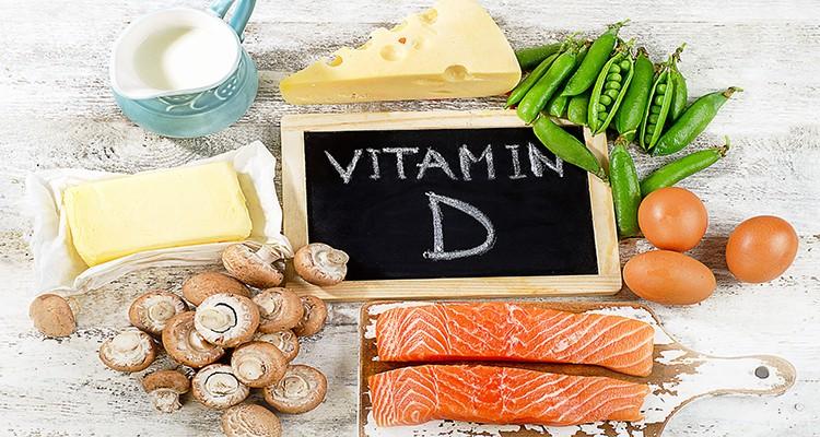 جایگزین طبیعی قرص ویتامین D
