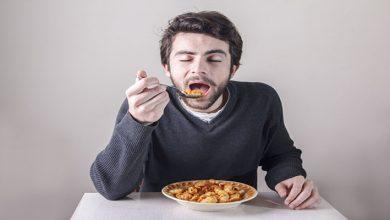 کاهش وزن با آهسته غذا خوردن
