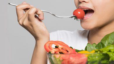 ارتباط بین تغذیه سالم با ماهیت مزاج