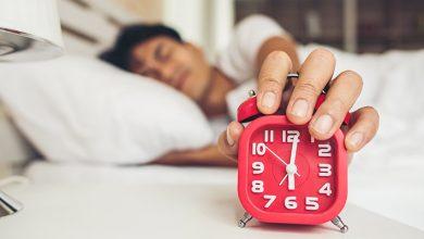 تأثیر ساعت خواب بر سلامتی