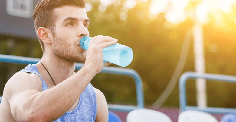 نوشیدن آب و  تناسب اندام