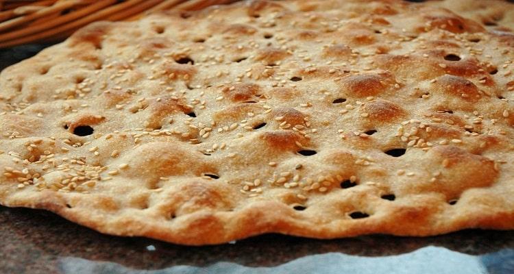 نان سنگک سبوس دار بهترین نان از نگاه طب سنتی