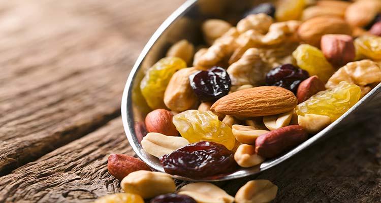 آجیل ها و مغزهای گیاهی عید نوروز