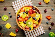 کنترل چاقی با میوه