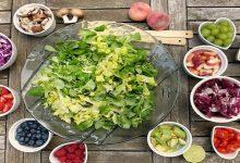 کاهش کالری با سبزی
