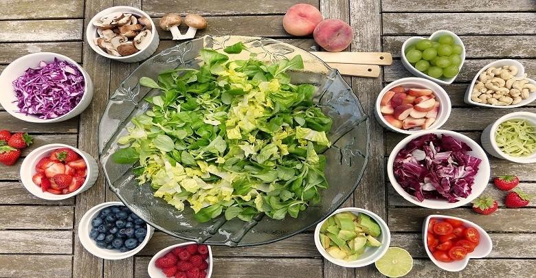 کاهش کالری دریافتی با سبزیجات