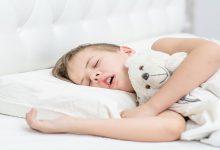 خرخر کردن کودکان در خواب