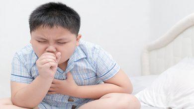 سرفه خلط دار کودکان