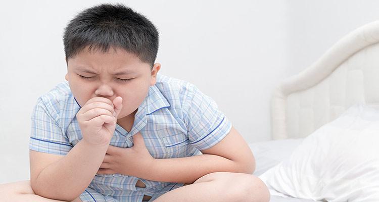 درمان سرفه های خلط دار در کودکان