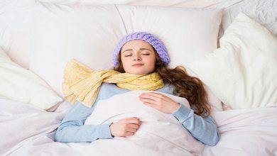 خوابیدن در روزهای زمستان ممنوع