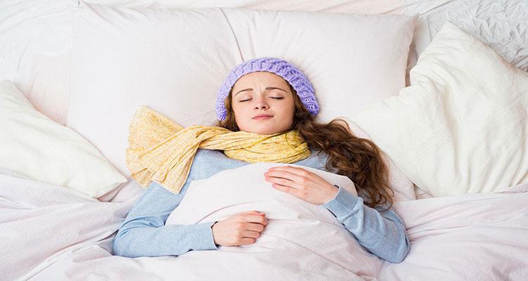 در روزهای زمستان نخوابید