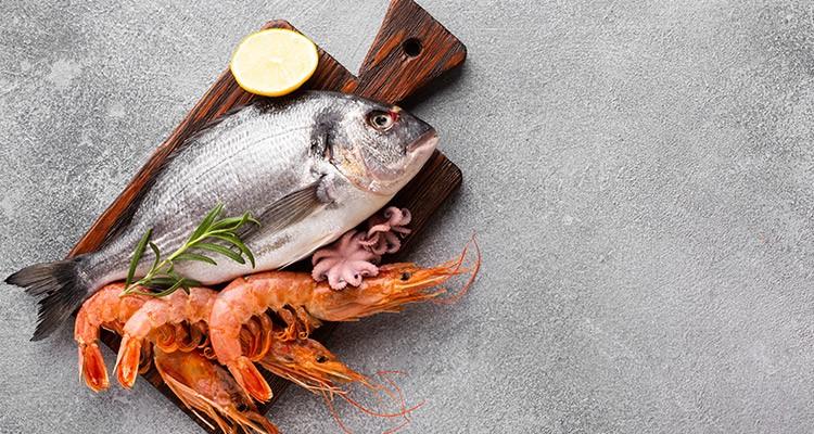 تقویت نطفه و قوای جنسی با مصرف ماهی و میگو