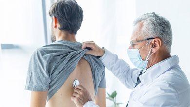 درمان عفونت ریه