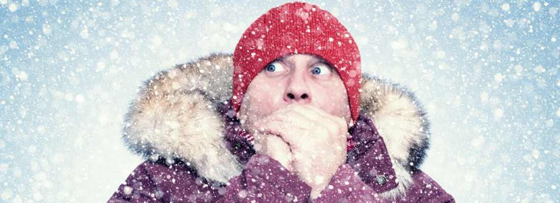 چرا زیاد سرما میخوریم؟