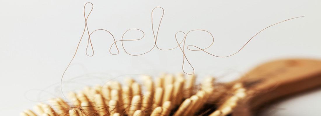 کمک به درمان ریزش مو