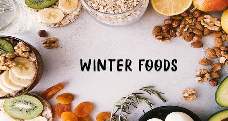 غذای زمستان