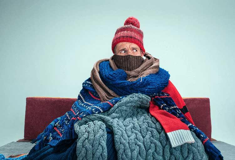 درمان سرماخوردگی های مکرر
