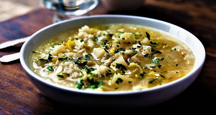 دستور پخت آش شلغم و سوپ شلغم