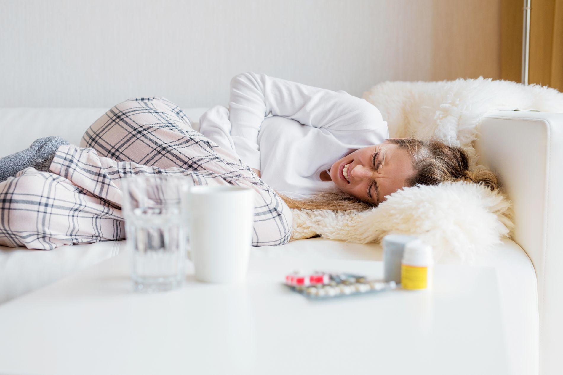 مسکنهای طبیعی کاهش درد قاعدگی