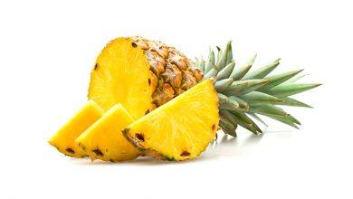 خواص و مزاج آناناس