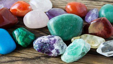 سنگ درمانی و خواص سنگ ها