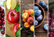 میوه های بهاری