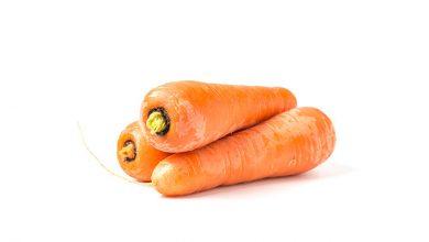 خواص و مزاج هویج