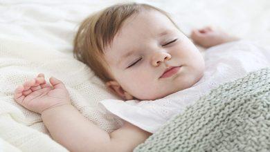 بهبود خواب نوزادان