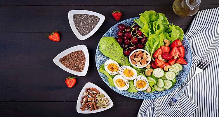 تغذیه بعد از ماه رمضان