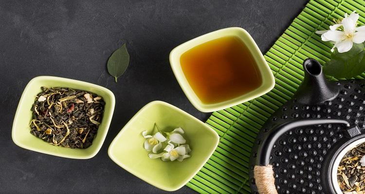 طرز تهیه چای کوهی