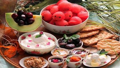 ملاحظات مصرف میوه در ماه رمضان